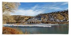 Yellowstone River Beach Sheet