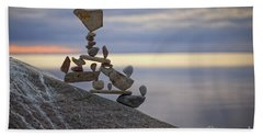 Yippie Kay Yay Beach Sheet