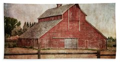 York Road Barn Beach Towel