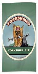 Yorkshire Ale Beach Sheet