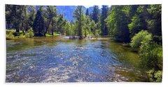 Yosemite 14 Beach Sheet