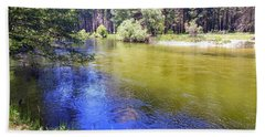 Yosemite River Beach Sheet