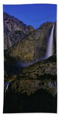 Yosemite Moonbow 2 Beach Towel