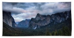 Yosemite Valley  Beach Sheet