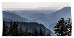 Yosemite View 27 Beach Sheet