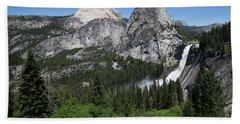 Yosemite View 30 Beach Towel