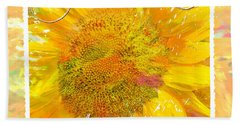 You Are My Sunshine 2 Beach Sheet