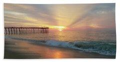 You Are The Sunrise Beach Towel