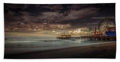 Enchanted Pier Beach Towel