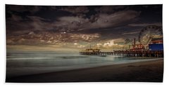 Enchanted Pier Beach Towel