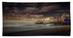 Enchanted Pier Beach Sheet