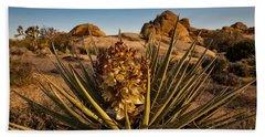 Yucca Bloom Beach Sheet