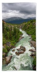 Yukon River Beach Sheet