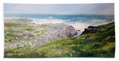 Yzerfontein Oggend Beach Towel