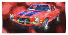 Z28 Beach Towel