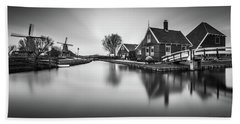 Zaanse Schans Beach Sheet