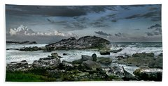 Zamas Beach #14 Beach Towel