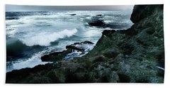 Zamas Beach #5 Beach Towel