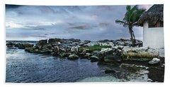 Zamas Beach #8 Beach Towel