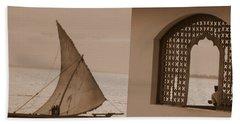 Zanzibar 1 Beach Towel