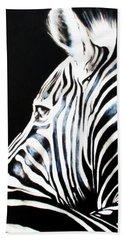 Zebra Beach Sheet