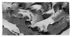 Zen Abstract Series N1015al Beach Towel