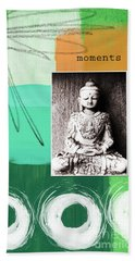 Zen Moments Beach Towel