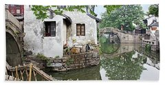 Zhouzhuang - A Watertown Beach Sheet