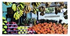 Zihuatanejo Market Beach Sheet