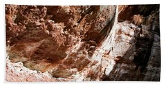 Beach Towel featuring the photograph Zion--lower Emerald Pools Trail #2 by PJ Boylan