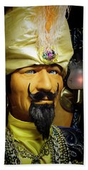 Beach Towel featuring the photograph Zoltar by Chuck Staley