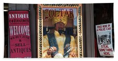 Zoltar Speaks Beach Sheet