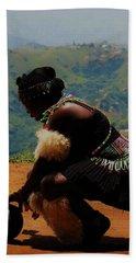 Zulu Bride Beach Sheet