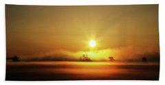 029 - Star Prairie Beach Towel