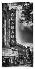 Alabama Theatre Beach Towel
