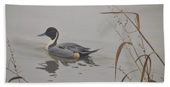 Ankeny Pintail Beach Towel
