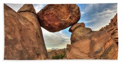 Balanced Rock Beach Sheet