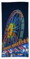 Big Wheel-2 Beach Towel