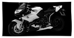 Bmw R1200s Beach Towel