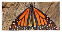 Butterfly Wings Beach Towel