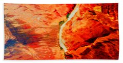 Canyon Beach Towel