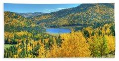 Colorado Gold Beach Sheet