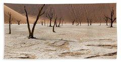 Deadvlei  Beach Towel