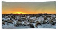 Desert Sunset Beach Sheet