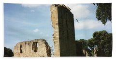 Elgin Cathedral Beach Towel