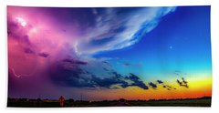 Epic Nebraska Lightning 007 Beach Sheet
