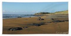 Fanore Beach Beach Towel