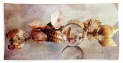 Beach Sheet featuring the photograph Gems From The Beach by Randi Grace Nilsberg