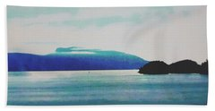 Gulf Islands Beach Towel