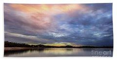 Lake Sidney Lanier Beach Towel